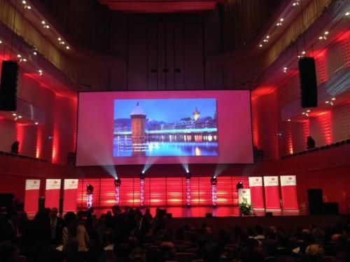 Swiss Life Select JAM 2014