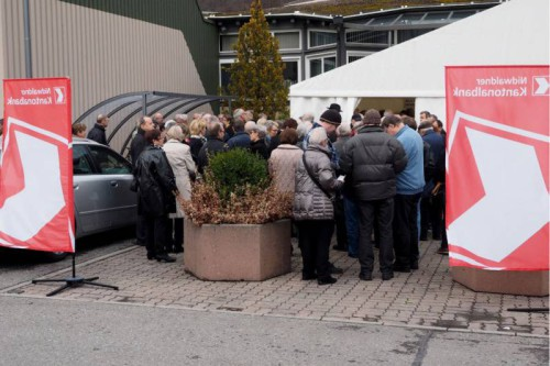 Nidwaldner Kantonalbank PS Versammlung 2015